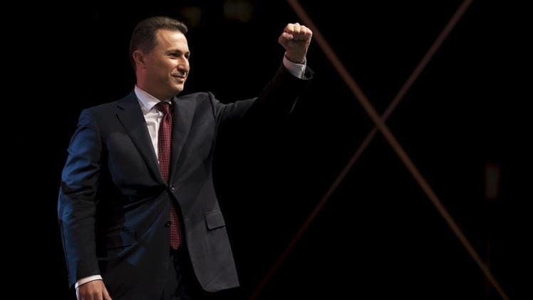 مقدونيا تشهد أضخم مظاهرة منذ استقلالها تأييدا للحكومة (فيديو)