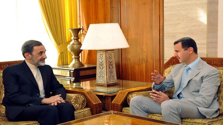 الأسد: دعم إيران ركن أساسي في محاربة الإرهاب