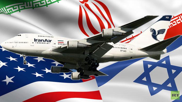 إسرائيل: إيران خرقت العقوبات الأمريكية بشرائها طائرات مدنية