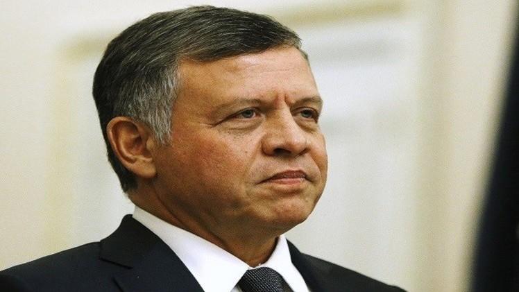 وزير الداخلية الأردني الجديد يؤدي اليمين أمام الملك عبد الله