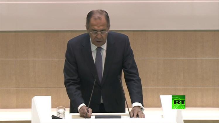 لافروف: نأمل أن تحث واشنطن كييف على تنفيذ اتفاقات مينسك