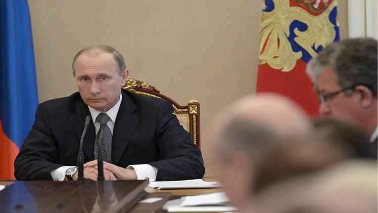 بوتين: قرار كييف تعليق سداد ديونها يعد عجزا عن السداد