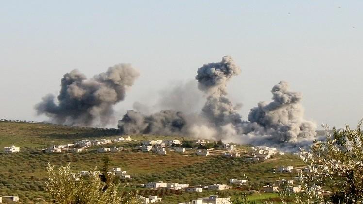 مقتل 15 مسلحا من جبهة النصرة في غارة أمريكية بسوريا