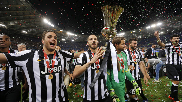 يوفنتوس يتوج بكأس إيطاليا للمرة العاشرة .. (فيديو)