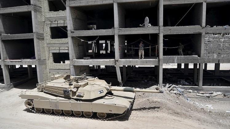 الولايات المتحدة تسلم العراق أسلحة مضادة للدبابات الشهر المقبل