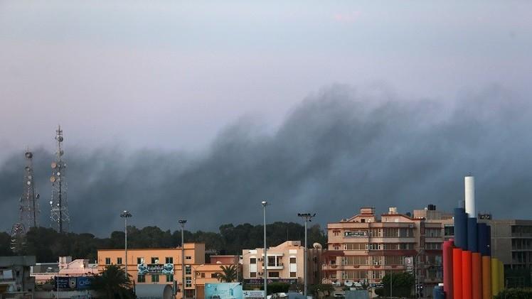 تفجير انتحاري يستهدف بوابة الستين شرق مصراتة