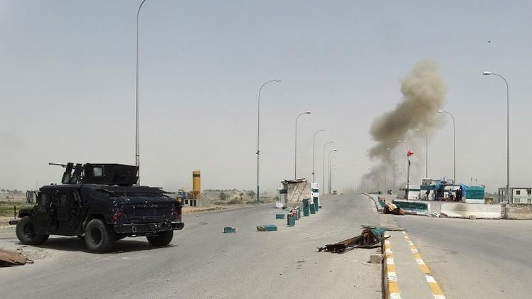 القوات العراقية تنسحب من محيط الرمادي مع تقدم