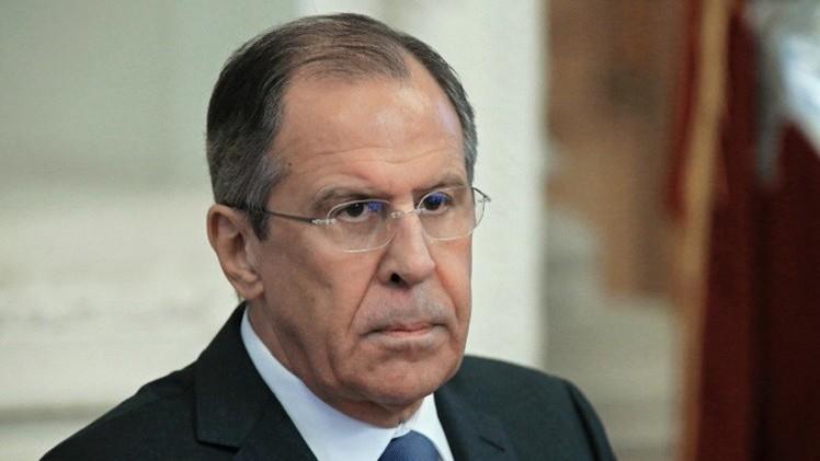 لافروف: روسيا قلقة من استمرار النزاعات والنشاطات الإرهابية في إفريقيا