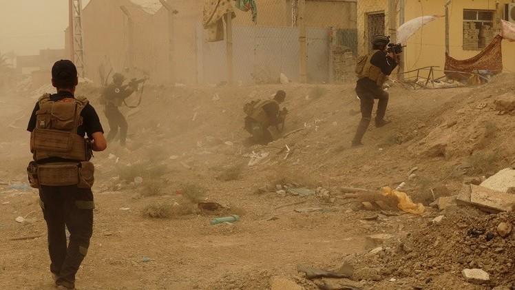 البنتاغون: انسحاب القوات العراقية من الرمادي  ناتج عن تحليل خاطئ