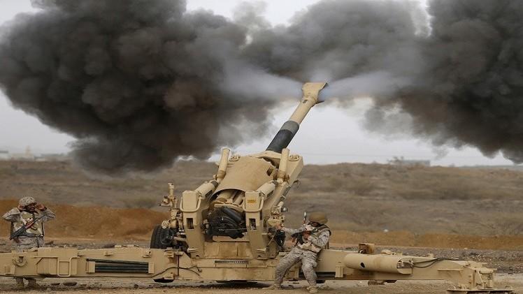 مقتل سعودي وإصابة 3 آخرين إثر قصف قرية سعودية  قرب الحدود اليمنية