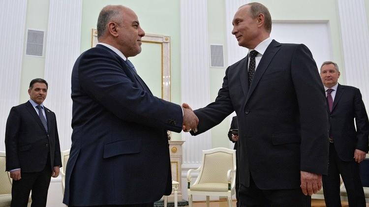 روسيا والعراق يواصلان الحوار حول التعاون العسكري التقني على مستوى الخبراء