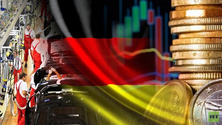 نمو الاقتصاد الألماني في الربع الأول من العام الحالي بفضل الطلب المحلي