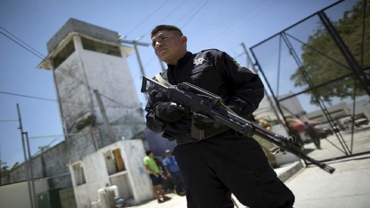 المكسيك..مقتل نحو  39 في معركة بالأسلحة النارية