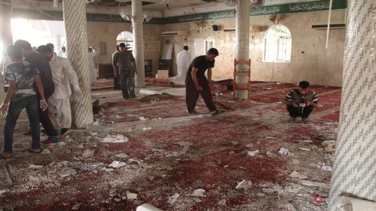 عشرات القتلى والجرحى بتفجير في السعودية.. وداعش يعلن مسؤوليته