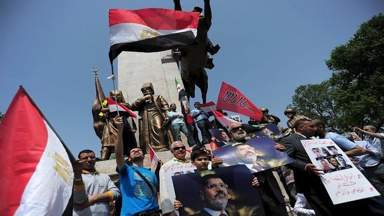 تركيا.. إصابة 11 شرطيا خلال احتجاجات على حكم إعدام مرسي