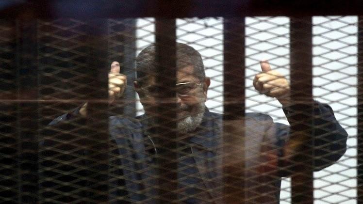 تأجيل محاكمة مرسي في قضية إهانة القضاء إلى 27 يوليو