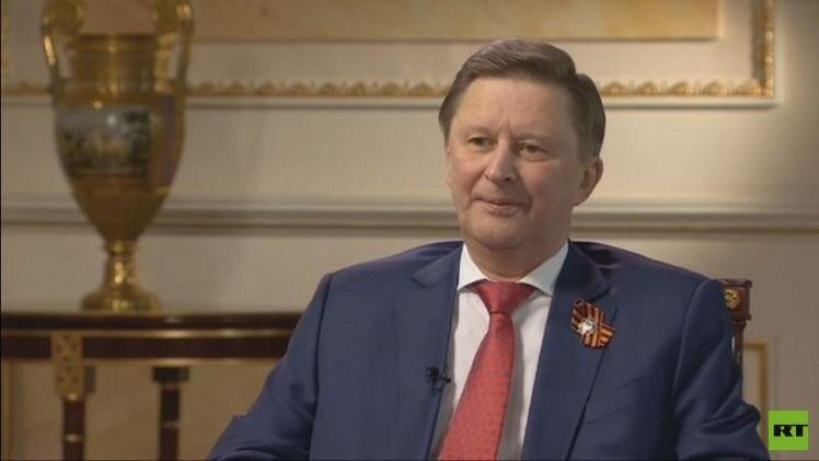 إيفانوف: خطة الإعلام الغربي لتشويه القيادة الروسية عن طريق الافتراءات ستفشل