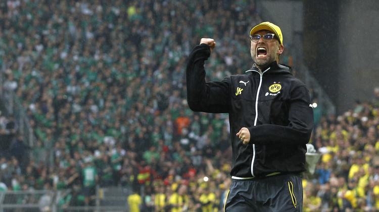 دورتموند يتأهل الى تصفيات الدوري الأوروبي وينتظر نهائي الكأس
