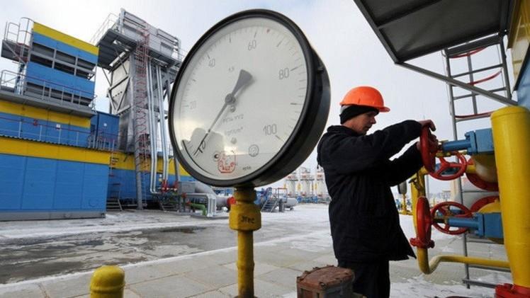 أوكرانيا تتطلع إلى استمرار التخفيضات لسعر الغاز الروسي