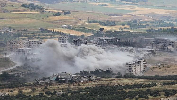 التلفزيون السوري: مقتل 300 من المسلحين خلال عملية تحرير الجنود من مستشفى جسر الشغور