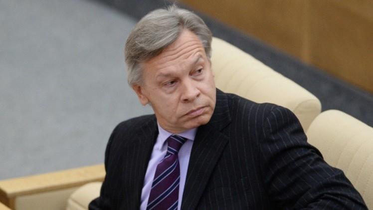 موسكو مندهشة من تنديد واشنطن بالقانون الروسي الجديد حول