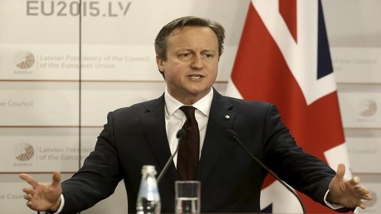 كاميرون سيجمد رواتب الوزراء لخمس سنوات