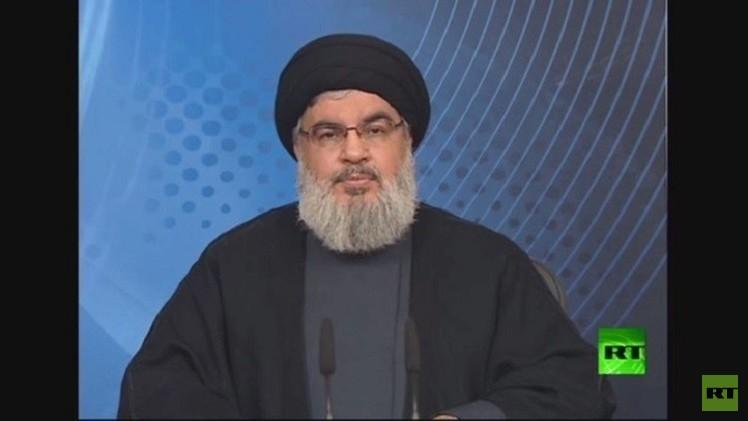 نصر الله: سنعزز تواجدنا في سوريا إذا لزم الأمر