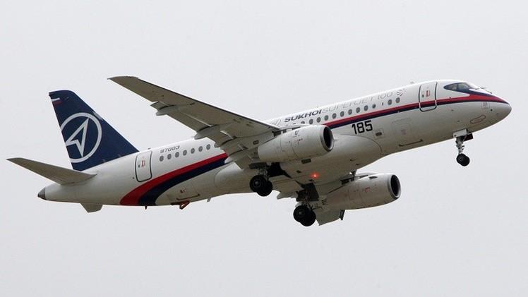 روسيا تسوق طائرتها المدنية