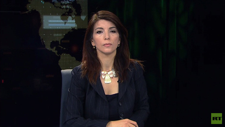 RT تطلق برنامجا سياسيا باللغة العربية من استوديو واشنطن