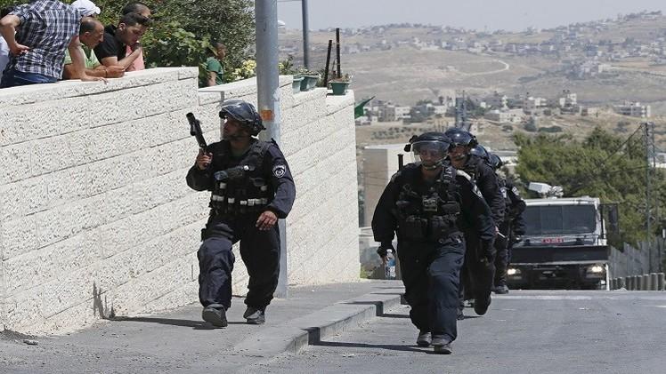 اعتقال 6 فلسطينيين و6 إسرائيليين في القدس الشرقية