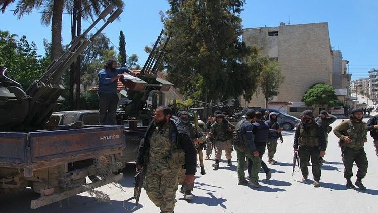 معارك بين داعش والنصرة في لبنان وسوريا