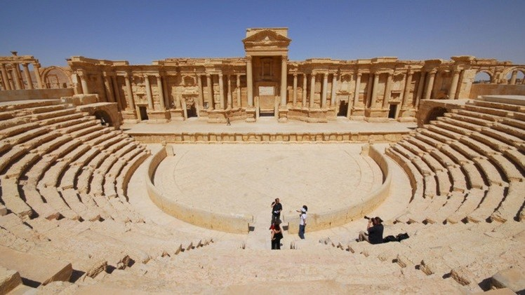 سوريا تناشد اليونيسكو مساعدتها على حماية مدينة تدمر الأثرية
