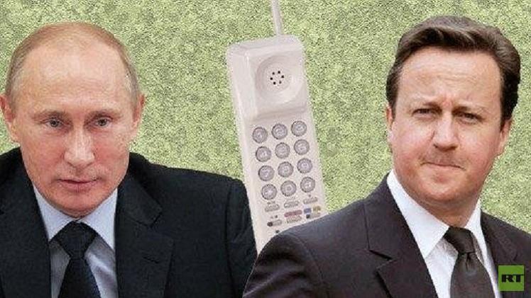 الكرملين: بوتين وكاميرون يؤكدان ضرورة تنفيذ اتفاقات مينسك بشأن أوكرانيا