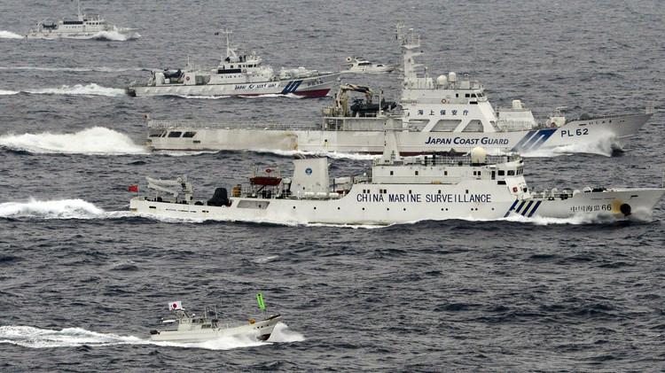 توقع نشوب نزاع مسلح بين الصين والولايات المتحدة