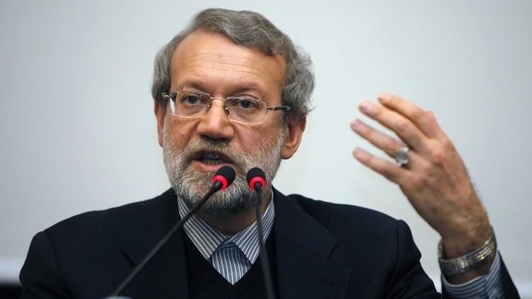 لاريجاني رئيسا للبرلمان الإيراني للسنة الثامنة على التوالي