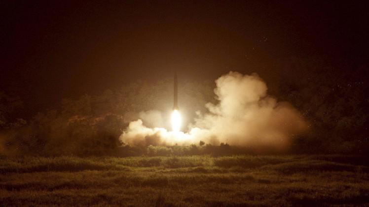 سيئول تطلب تحقيقا أمميا في إطلاق بيونغ يانغ صاروخا باليستيا