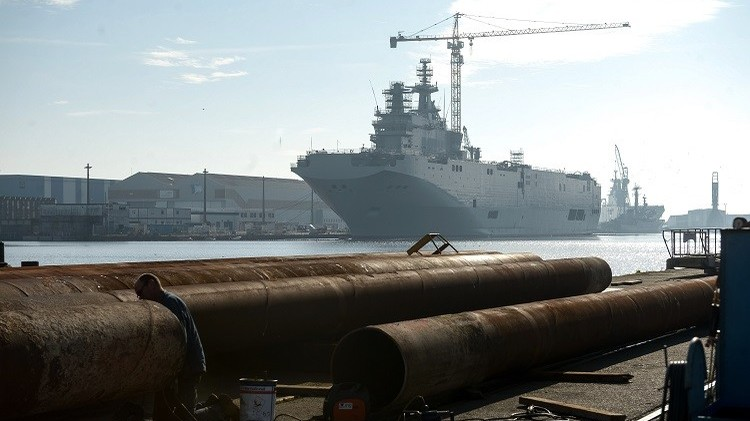 مصدر: روسيا وفرنسا تتوصلان إلى اتفاق مبدئي حول