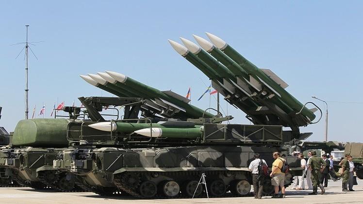وزير روسي: موسكو قد تعقد صفقات ضخمة لبيع أسلحة لمصر