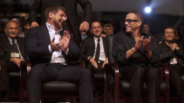رئيس الشيشان يؤدي الدور الرئيسي في فيلم أكشن لهوليوود