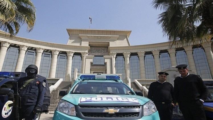 محكمة مصرية تقضي بإعدام 8 من الإخوان بينهم قيادي
