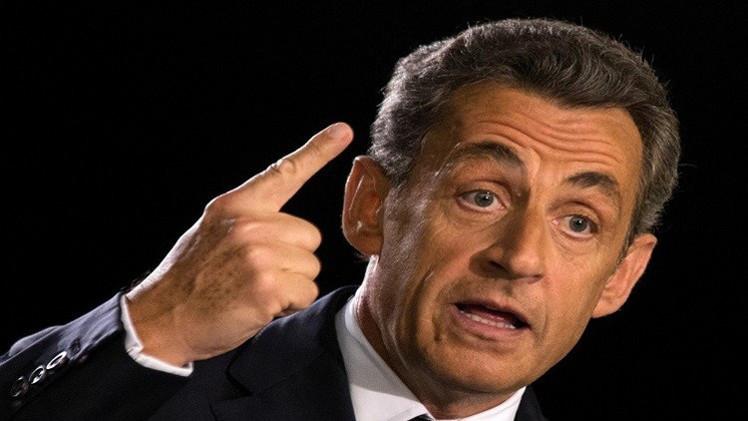 القضاء الفرنسي يسمح لساركوزي بتغيير اسم حزبه