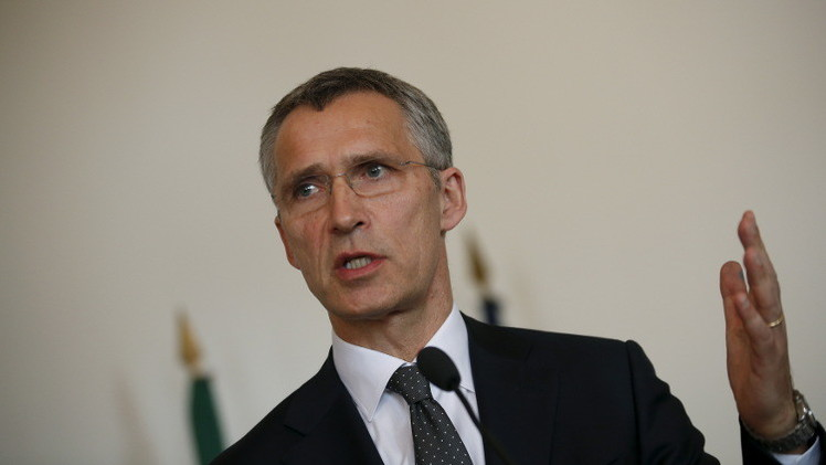 ستولتنبرغ: سنبحث طلب انضمام أوكرانيا إلى الناتو وفق القواعد العامة