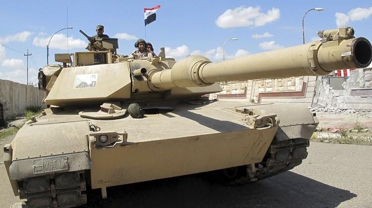 القوات العراقية تحاصر الرمادي من اتجاهين وتدخل جامعة الأنبار