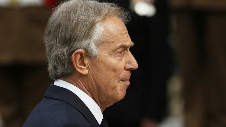توني بلير يستقيل من منصبه كممثل للرباعية الدولية لعملية السلام