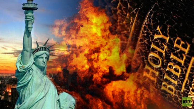 سياسي أمريكي يعثر في التوراة على نبوءة بموعد هجوم روسيا على أمريكا