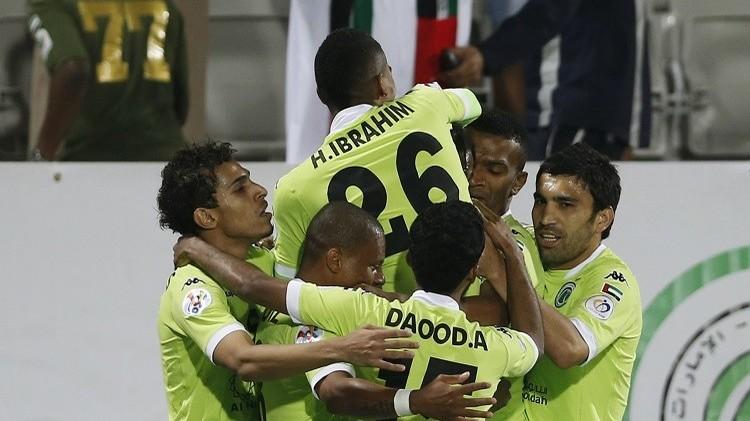 الشباب الإماراتي بطلا للأندية الخليجية .. (فيديو)