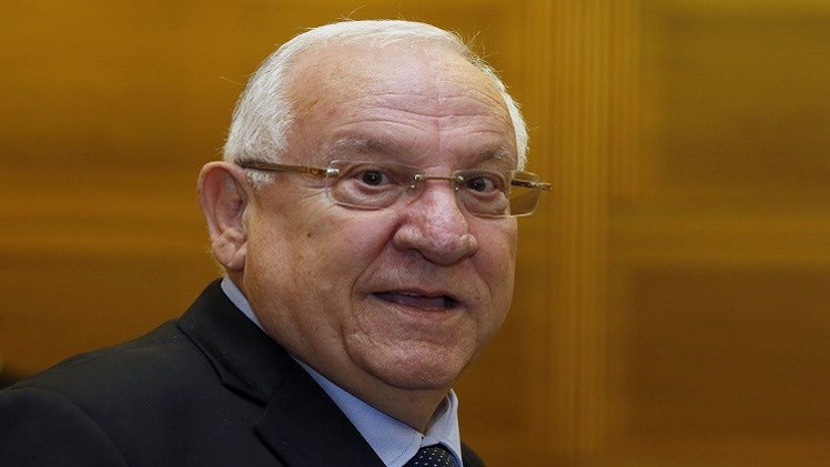 الرئيس الإسرائيلي: لا أعارض إجراء حوار مع حماس