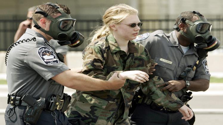 الجمرة الخبيثة في قاعدة أمريكية
