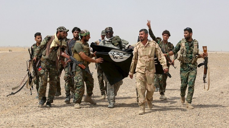 بغداد تؤكد قطع الإمدادات عن عناصر