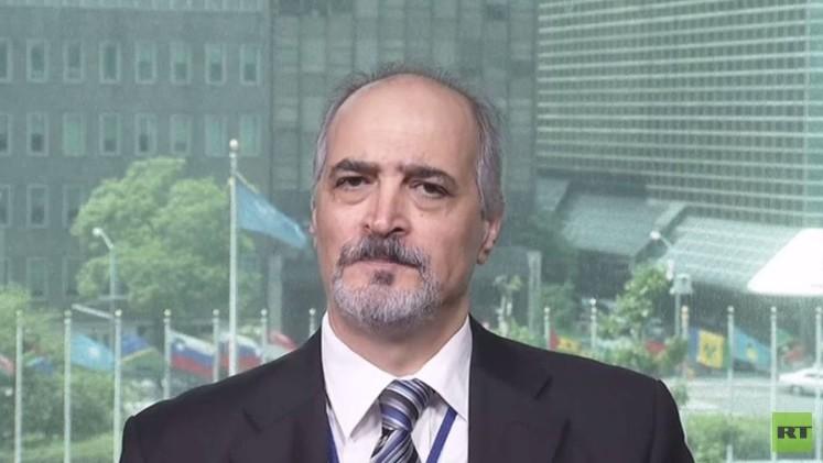 الجعفري لـ RT: سوريا لن تعقد صفقات سياسية على حساب سيادتها (فيديو)